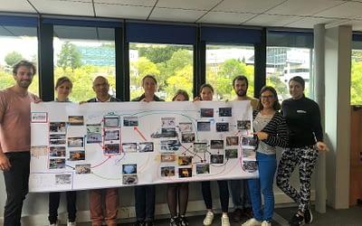 Fresque du Climat – Journée Team Building au Cabinet de Saint Front !