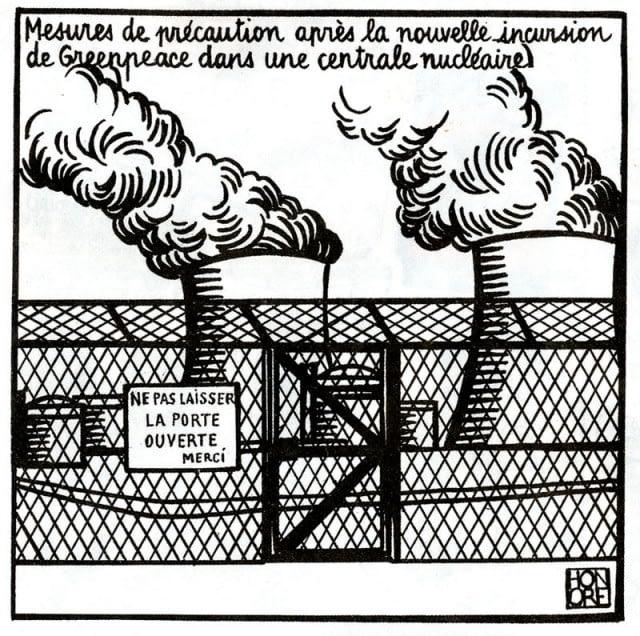 caricature greenpeace