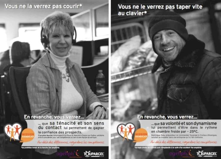 campagne handicap toupargel