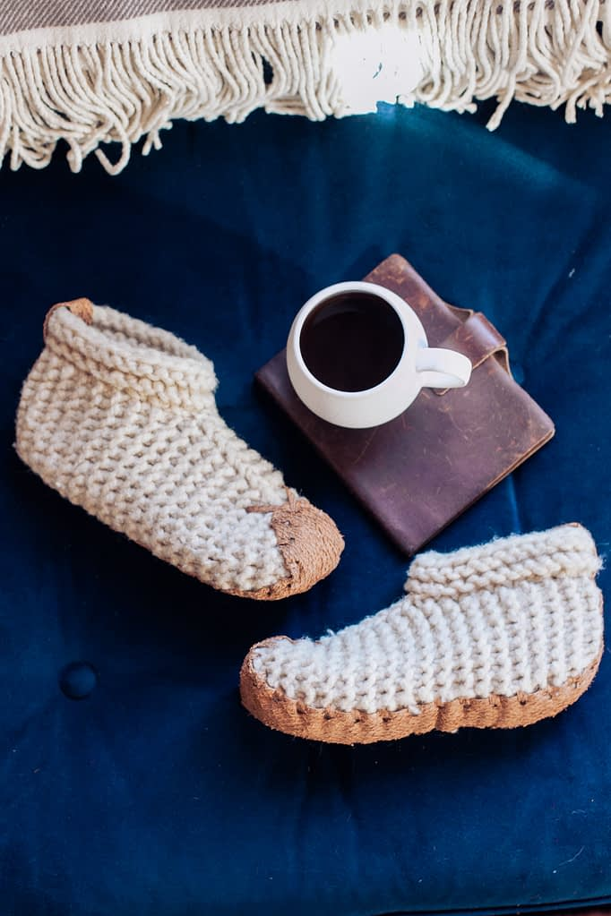 chaussons chilote shoes